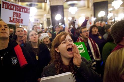 States vs. unions