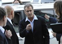 <p>Actor Mel Gibson arrives at the Airport Branch Courthouse in Los Angeles March 11, 2011. REUTERS/Phil McCarten</p>