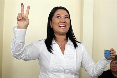 Peru votes