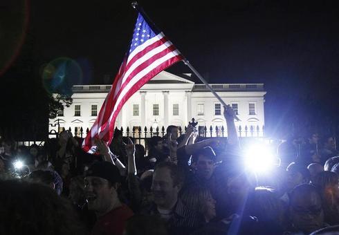U.S. celebrates Osama's death