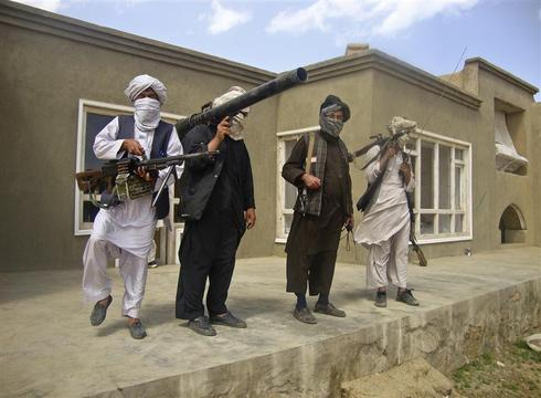 Rare Taliban photos