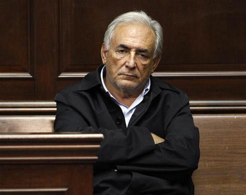Strauss-Kahn arrested