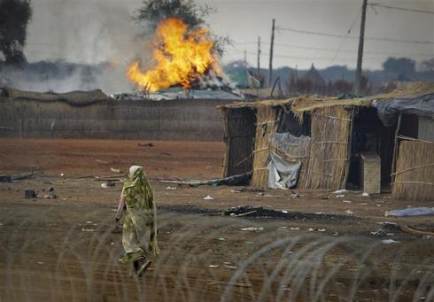 Battle over Sudan's Abyei region