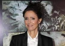 """<p>Director Julie Taymor poses at the premiere of her film """"The Tempest"""" in Hollywood December 6, 2010. REUTERS/Fred Prouser</p>"""