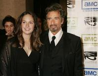<p>Actor Al Pacino and his daughter Julie arrive at the 20th annual American Cinematheque Award gala honoring Pacino in Beverly Hills October 21, 2005. REUTERS/Fred Prouser</p>