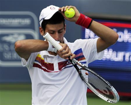 Murray Wins Cincinnati As Injured Djokovic Quits Reuters Com