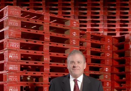 Pallet industry David tries to slay Goliath | Reuters com