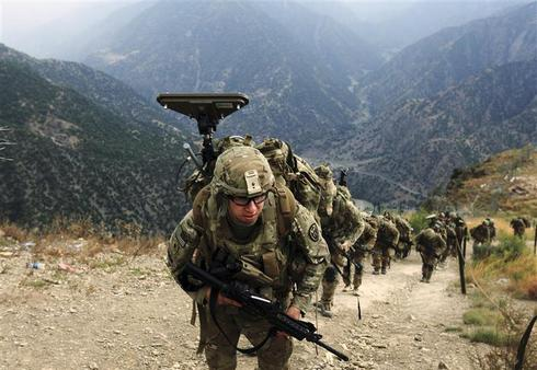 At the edge of Afghanistan
