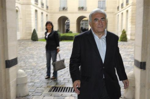 The Strauss-Kahn case