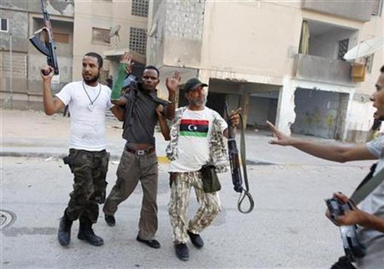 Libya mercenary claim turns spotlight on special ops - Reuters
