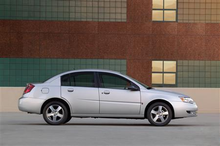 A 2006 Saturn Ion Is Seen In An Undated Handout Photo Reuters Gm