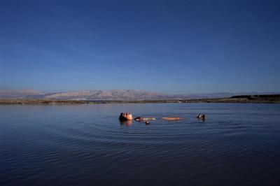 Life in the Dead Sea