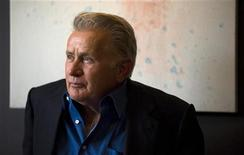 "<p>U.S. actor Martin Sheen poses for a portrait to promote the film ""The Way"" during the 35th Toronto International Film Festival September 10, 2010. REUTERS/Adrien Veczan</p>"