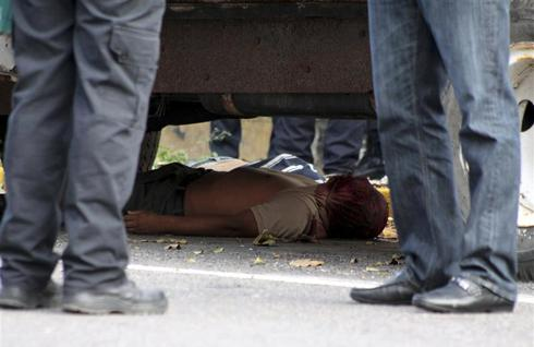 Mexico's bloody drug war