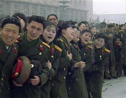 Kim Jong-il's Funeral