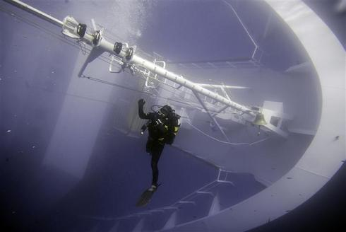Inside the Costa Concordia