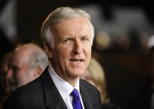 <p>Director James Cameron arrives at the 63rd annual DGA Awards dinner in Los Angeles January 29, 2011. REUTERS/Phil McCarten</p>
