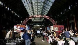 <p>Covent Garden is seen in London September 16, 2007. REUTERS/Alessia Pierdomenico</p>