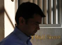 """<p>L'Europe devrait à nouveau être au centre de l'attention des intervenants sur Wall Street la semaine prochaine, qui sera pauvre en indicateurs macro-économiques américains et qui marquera la fin de la première moitié de la """"saison des résultats"""". /Photo d'archives/REUTERS/Shannon Stapleton</p>"""
