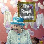 <p>Britain's Queen Elizabeth smiles during a visit to Dersingham Infant and Nursery School in Dersingham, eastern England February 6, 2012. Today marks the 60th anniversary of Queen Elizabeth's accession to the throne. REUTERS/Arthur Edwards/ Pool</p>
