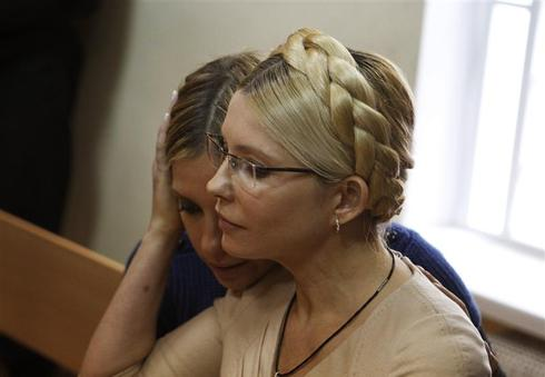Tymoshenko through the years