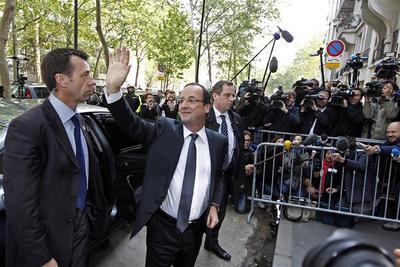 France picks new president