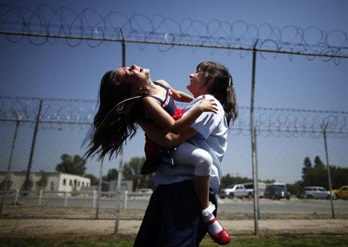Mother's Day in prison
