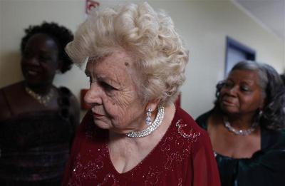 Ageless beauty contest