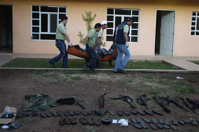 The bodies of Mexico | Reuters com