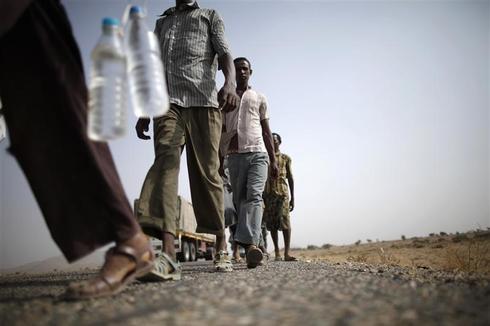 Stranded in Yemen