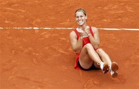 Azarenka dumped out in french open fourth round voltagebd Image collections