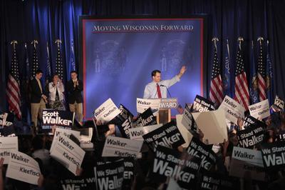 Walker survives recall