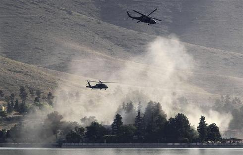 Taliban siege lakeside hotel