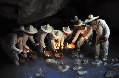 Inside Mexico