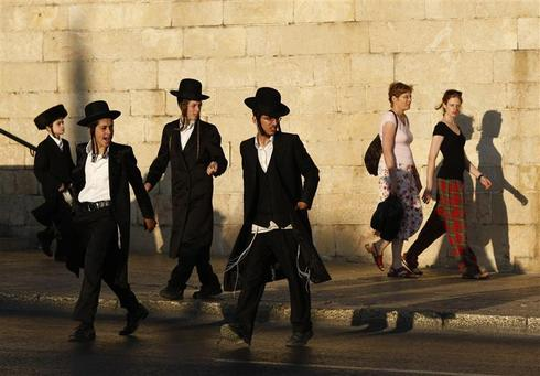 Israel's ultra-orthodox