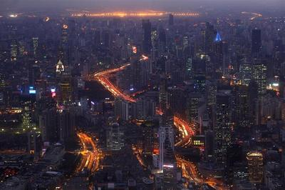 Getting around Shanghai