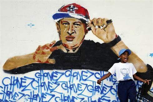 Chavez graffiti