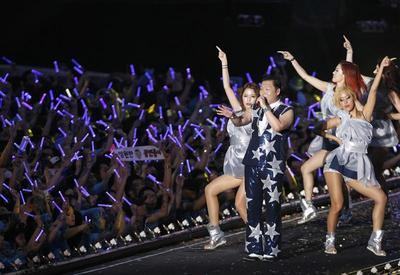 The rise of K-pop