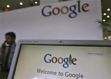 <p>Les autorités européennes chargées de la protection des données personnelles estiment que la nouvelle politique de Google en matière de vie privée soulève un certain nombre d'interrogations au regard du droit et demandent au géant de l'internet de la modifier. /Photo d'archives/REUTERS/Krishnendu Halder</p>