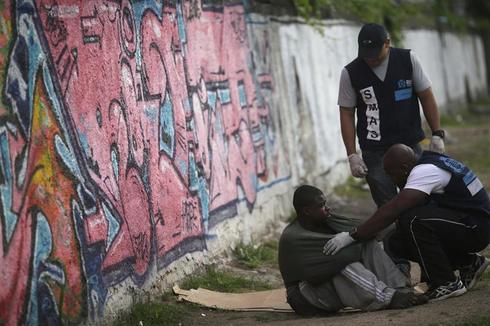 Helping crack addicts