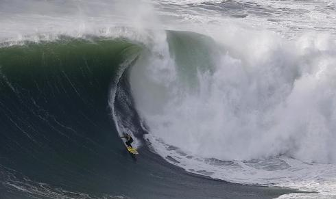 King of the big wave