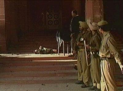 India parliament attack 2001