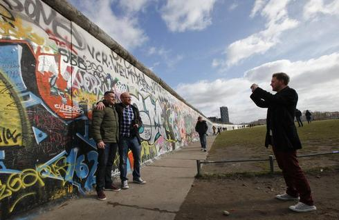 Saving the Berlin Wall