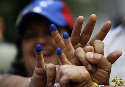 Venezuela decides