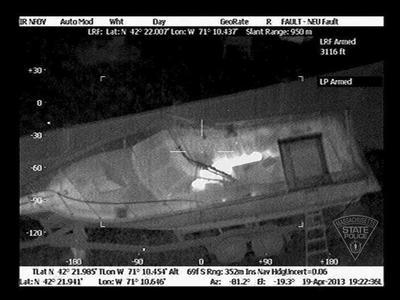 Manhunt in Watertown