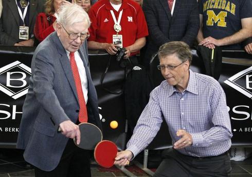 Power ping pong