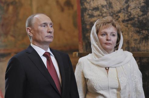 Putin and his wife split