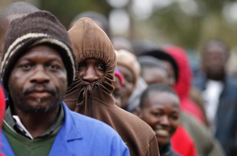 Zimbabwe votes