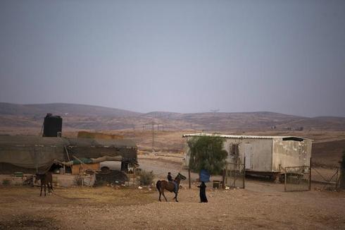 The Bedouins of the Negev Desert