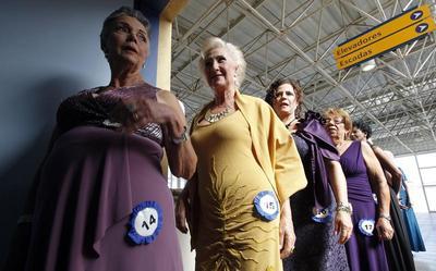 The elderly boom